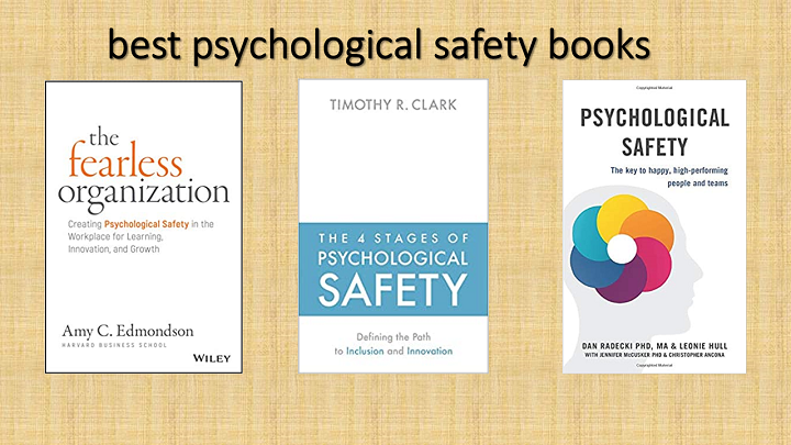 best psychological safety books